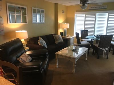 Photo for Beautifully Appointed, Oceanview Condo First Floor Beauty Is Waiting