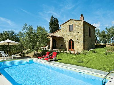 Photo for Traditional villa with all modern amenities incl Wi-Fi, ideal for quiet relaxation