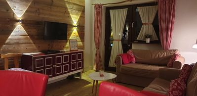 Photo for Great and cozy apartment in Saalbach for 5 persons with 2 bedrooms