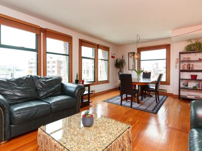 Photo for Spacious Haven on the Harbour in the Heart of Downtown!