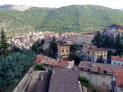 Photo for Panoramic apartment in Scanno