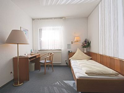 Photo for Single Room - City Hotel Mark Michelstadt