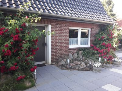 Photo for Holiday house with terrace; ideal for nature lovers, cyclists and anglers!