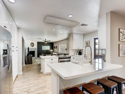 Photo for Gorgeous Remodeled Old Town Home with Pool