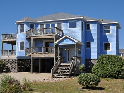 Photo for Sea Haven: Great semi-oceanfront home with private pool and hot tub awaits you!