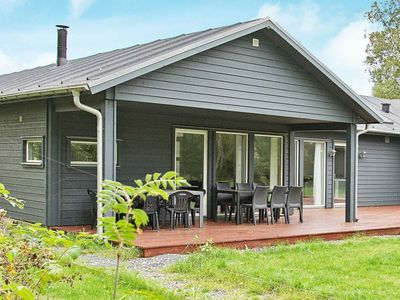 Photo for Modern Holiday Home in Grenaa with Sauna