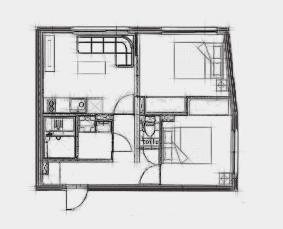 33A new house in shinjuku/great access