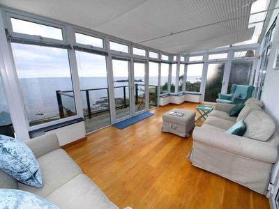 Photo for Trevona, a 4 Bed Home with Spectacular Sea Views