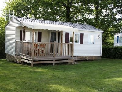 Photo for Camping L'Escapade - Mobile Home 3 Rooms 4 Persons Pacific