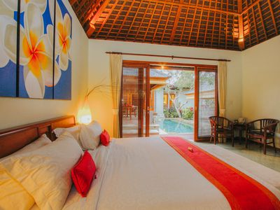 Photo for 2BR Private Pool Villa with Natural Environment