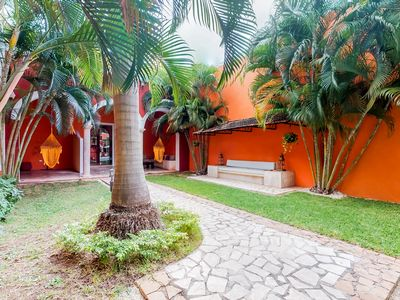 Photo for Beautiful villa w/ great location, shared pool & pool views from every room!