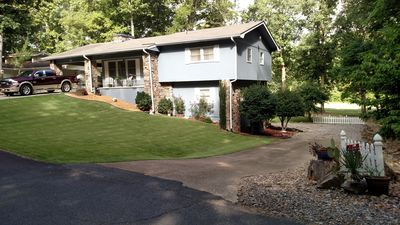 Photo for Comfortable home in golfing and boating paradise, Hot Springs Village, Arkansas