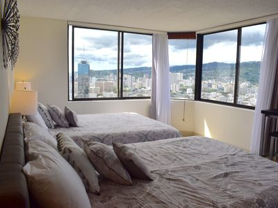 Photo for Gorgeous Studio apartment with Helicopter Views on the 36th floor