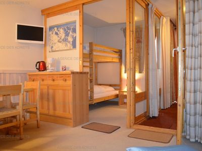 Photo for Eskival 31m2 Val Thorens 6 persons