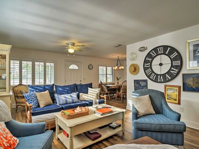 Photo for NEW-Lovely Redington Beach House w/Furnished Patio