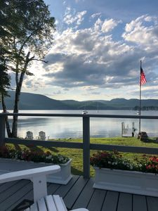 A spectacular location on the Gold Coast of the Adirondack National Park.