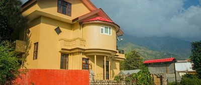Photo for The Sojourn - Gulmohar 3 bedroom villa for 10 pax ~ Mountain Views ~ Gardens