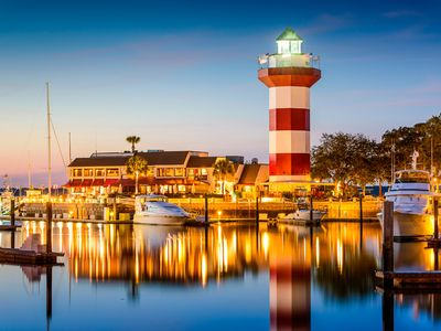 Photo for Marriott Heritage Club HARBOUR TOWN Hilton Head 10 Rounds FREE Golf  Sleeps 8!