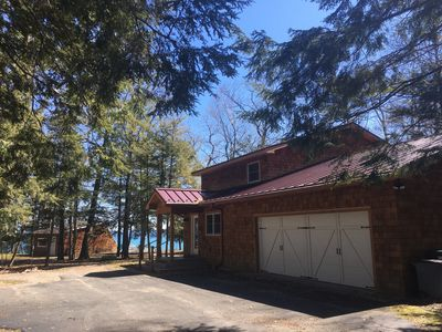 Grand Traverse Bay Waterfront Retreat Perfect for Large Groups, Sleeps 20