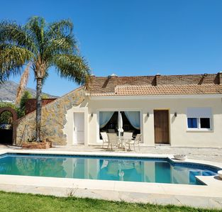 Photo for Oasis Land beautiful house in Spain for family holidays and friends ...