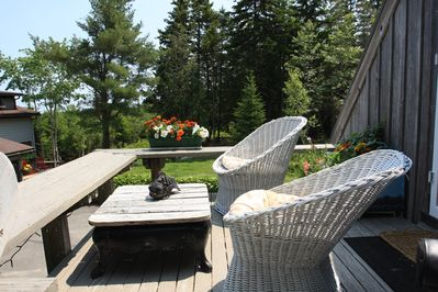 Your private deck