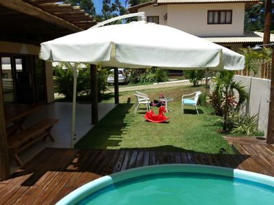 Photo for Praia do Forte - House 4/4 with pool