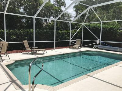Photo for Great Location, Beautiful Pool, Walking Distance From The Beach!