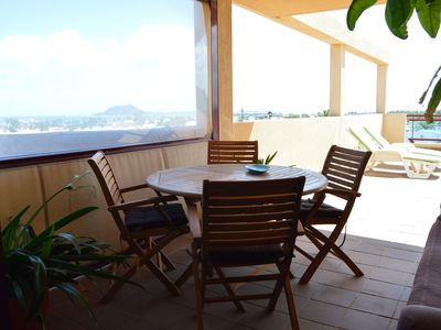 Photo for Central apartment with views of Lanzarote and Isla de Lobos