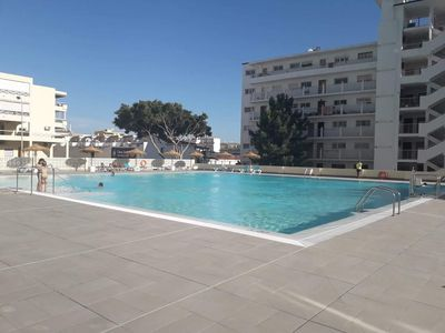 Photo for 1 minute from the Beach, Large Pool, Tennis, Supermarket, 24h Doorman