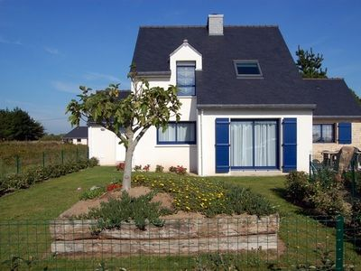 Photo for Beautiful villa for 9 Persons, 900 meters from the beach, Morbihan
