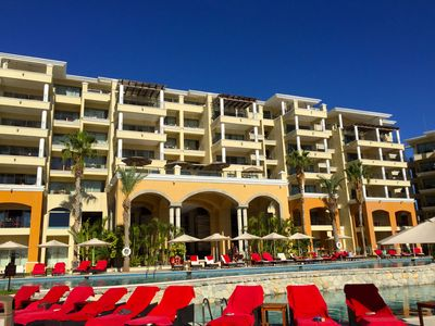 Photo for Los Cabo 5* Resort on Medano Beach