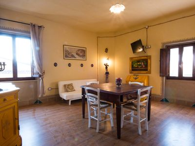 Photo for Apartment Sansepolcro (10 people) - Tuscany