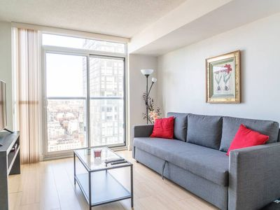 Photo for Fabulous 1 Bedroom Condo Near CN Tower