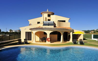 Photo for Villa With Private Pool Lawned Gardens