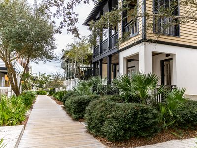 Photo for 4BR House Vacation Rental in Rosemary Beach, Florida