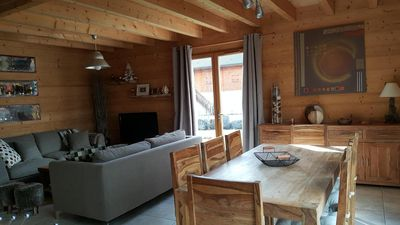 Photo for Charming chalet with all comfort Picherande, Massif du Sancy 3 stars