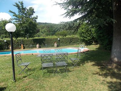 Photo for Vacation home Silvestro  in Cortona, Arezzo, Cortona and surroundings - 5 persons, 3 bedrooms