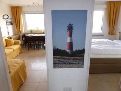 Photo for Two bedroom apartment in the south of Westerland