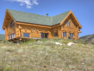 Photo for *NEW* Beautiful Log Home