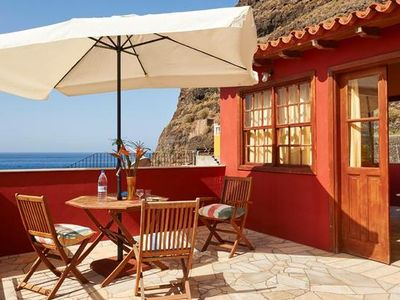 Photo for Holiday apartment Tazacorte for 2 - 3 persons with 1 bedroom - Holiday apartment in one or multi-fam