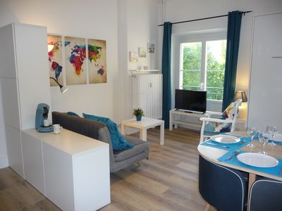 Photo for Studio Thermes wifi & parking 10 minutes from Chambéry