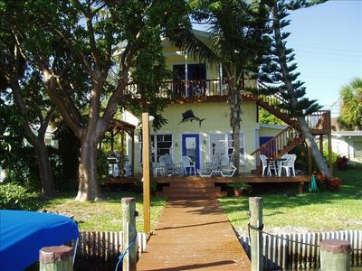 Photo for Little Gasparilla Island House 3 Bed 3 Bath Private dock --