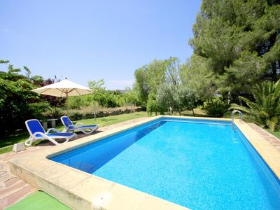 Photo for 6BR Villa Vacation Rental in Xàbia