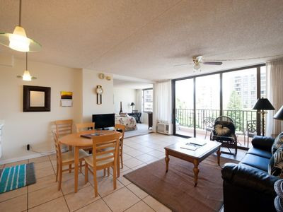 Photo for Walk to the Beach, in the heart of Waikiki!