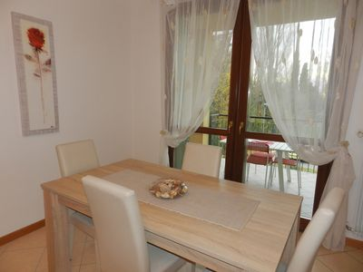 """Photo for QUIET THREE ROOMS APARTMENT """"A CASA DI LA"""" WITH WIFI AND AIRCO"""
