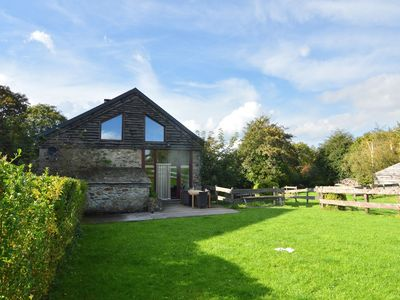 Photo for An utterly charming stone cottage where to relax and discover the Ardens