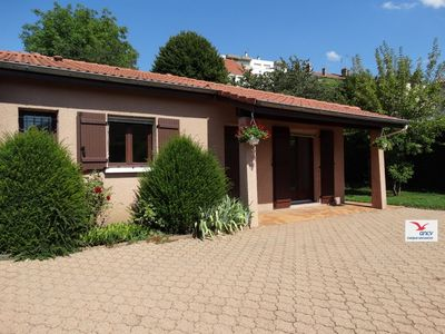 Photo for Cozy house with parking and garden near the center of St-Etienne