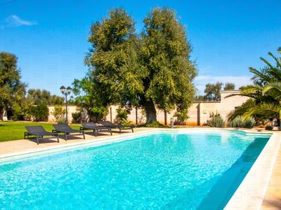 Photo for Nido In Villa degli Agrumi: Luxury Holiday Rental in Puglia
