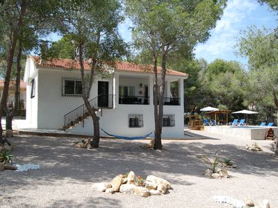 Photo for Beautiful detached 3 bed/3 bath villa with private pool