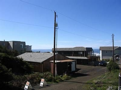 Another view from the Deck - Another view with a view of the Pacific Ocean